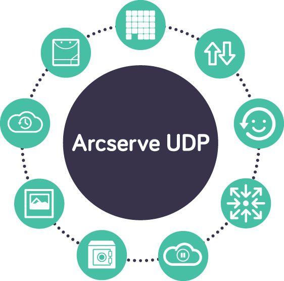 Arcserve Unified Data Protection Suite Newinfo Solu 231 245 Es